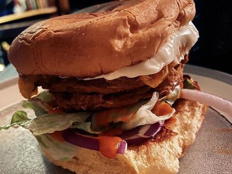 Best Ever Bean Burger