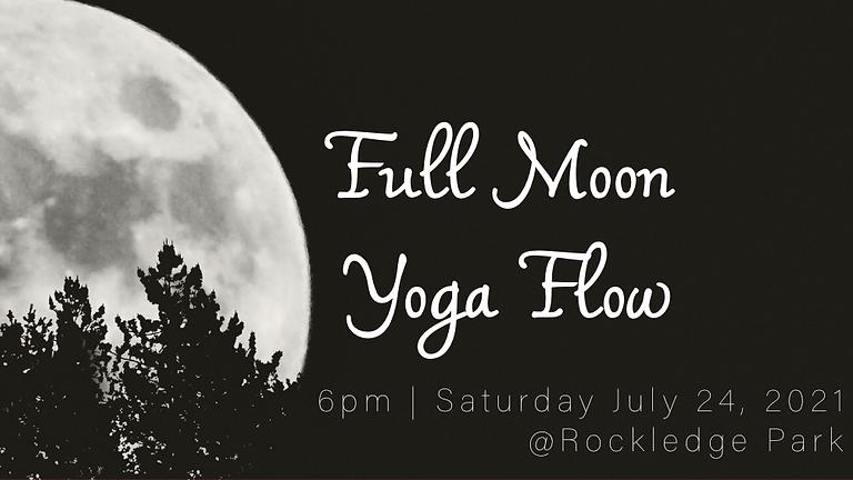 July 2021 Full Moon Flow