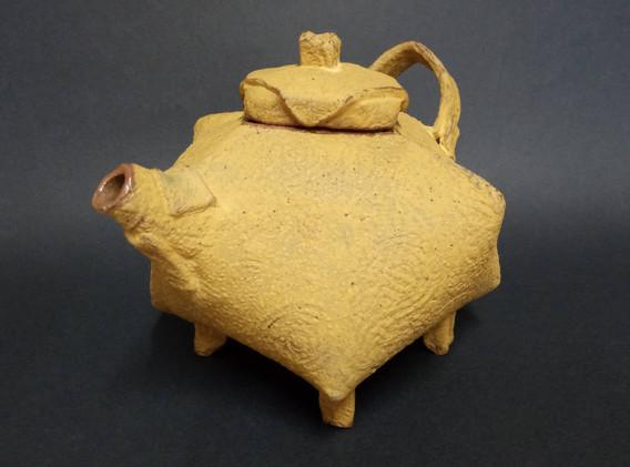 Jodi Jensen Vittitoe, Yellow Tea Pot.jpg