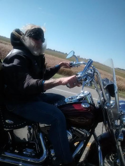 Jim, Ride