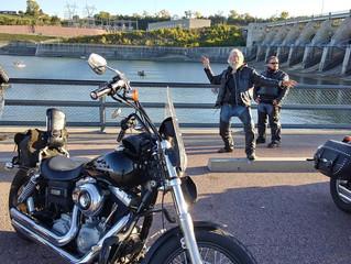 Dam Ride, 10/8/17