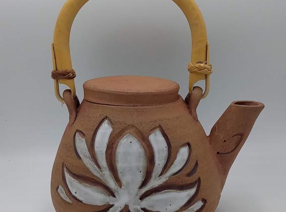 Lotus Blossom Teapot