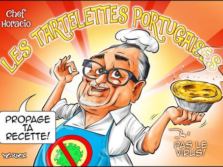 Disponibles à la Boulangerie Marcelino