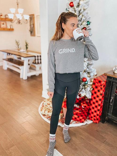 Grind Crop Sweater