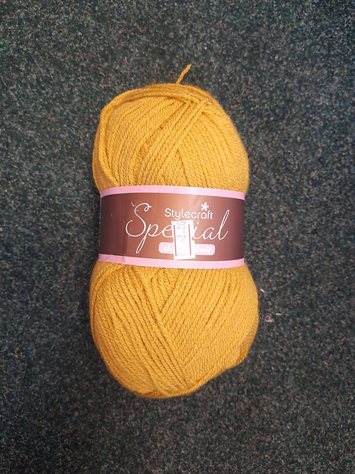 Wool - Mustard
