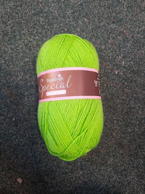 Wool - Grass green