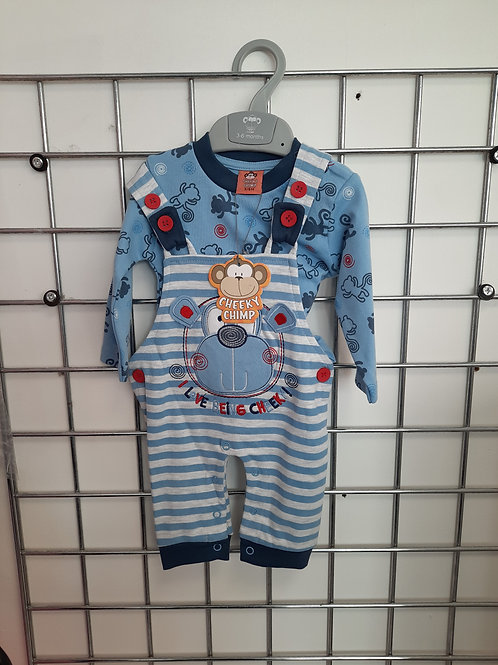 Cheeky chimp outfit