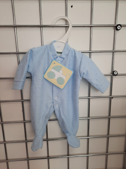 Boys prem sleepsuit