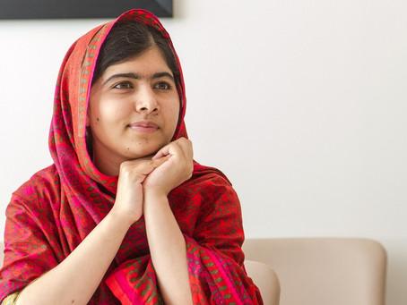 Diário de uma Bi: Malala Yousafzai, uma Grande Mulher