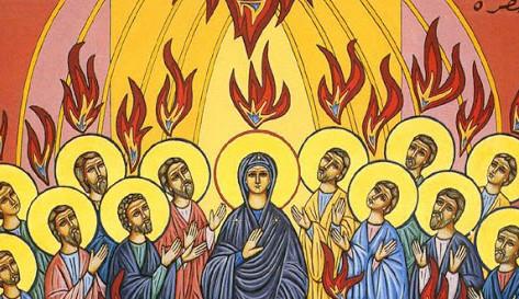 Diário de uma Bi: Solenidade de Pentecostes