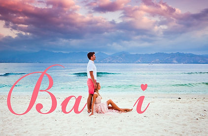 bali honeymoon packages from egypt