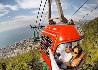 رحلات لبنان من مصر