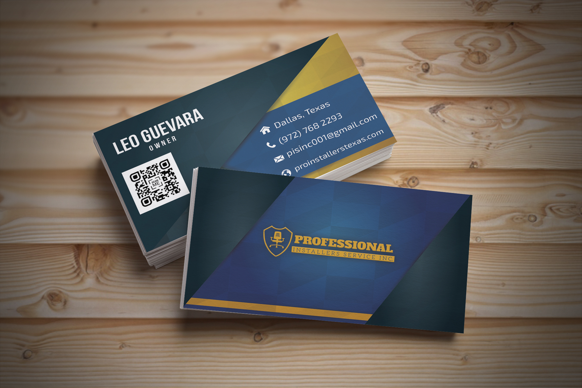 Professional Installers