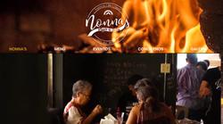 Nonnas Pizza A Leña Website