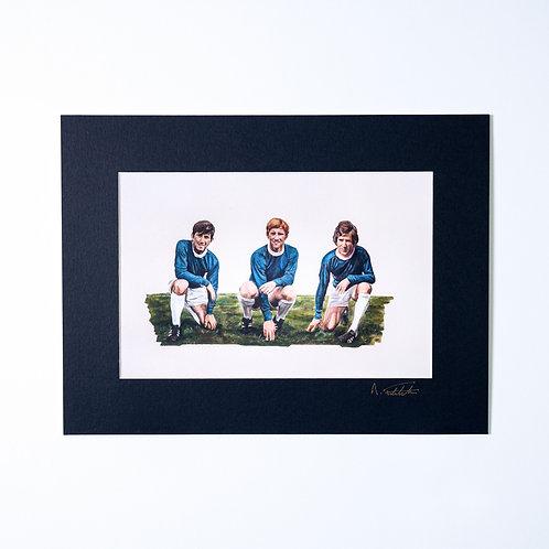 The Holy Trinity A3 (40 x 50cm)