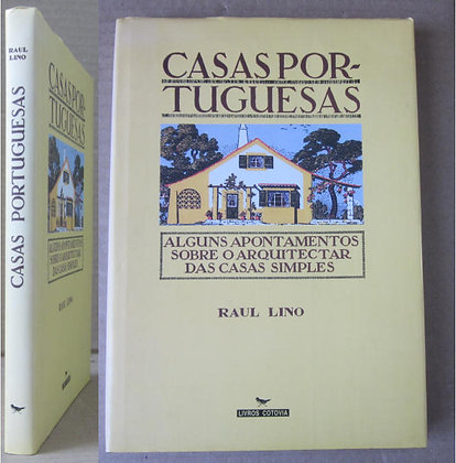 LINO (RAUL) - CASAS PORTUGUESAS