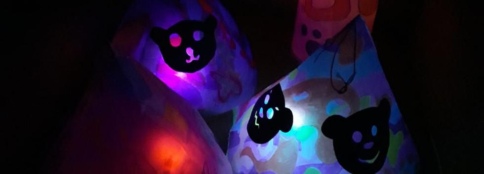 Sandy Lane lanterns