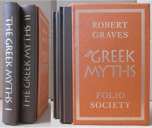GRAVES (ROBERT) - THE GREEK MYTHS