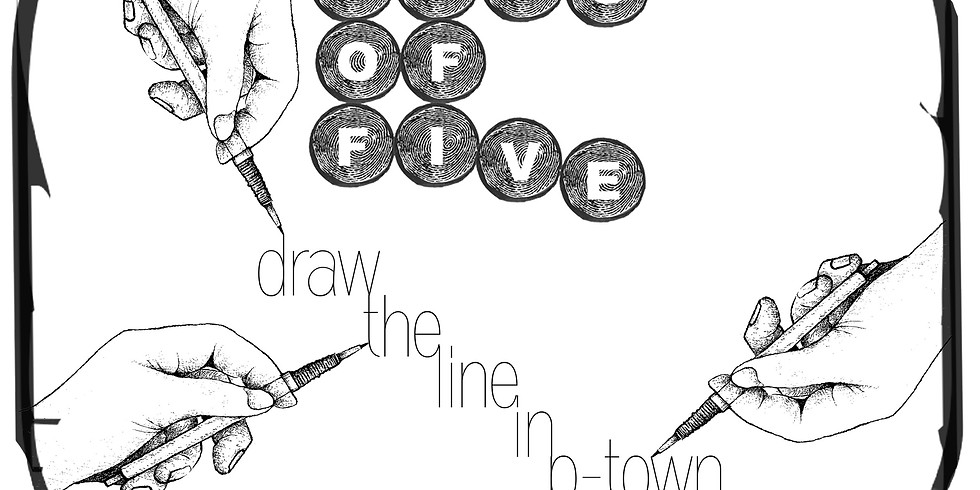 Draw the Line in P-Town
