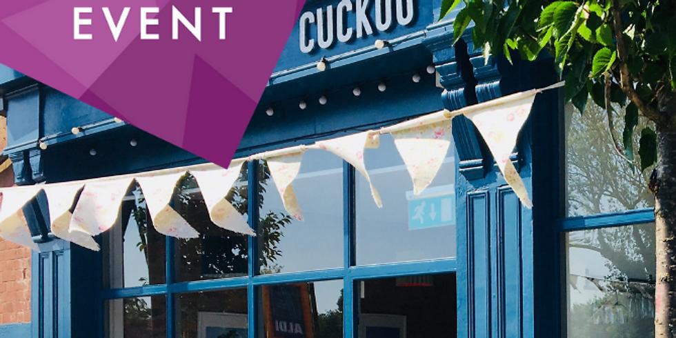 Partner event - Hey, Hey, Hey, Hey at Cuckoo