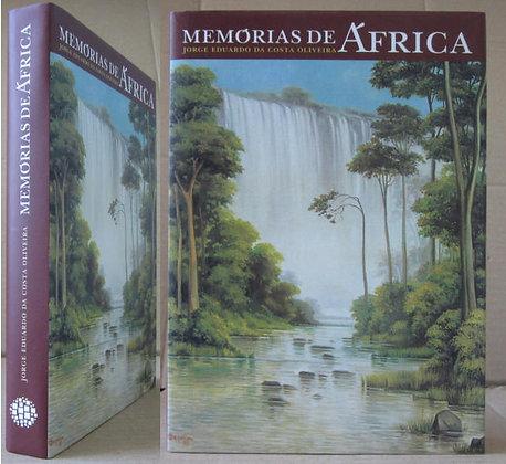 OLIVEIRA (JORGE EDUARDO DA COSTA) - MEMÓRIAS DE ÁFRICA