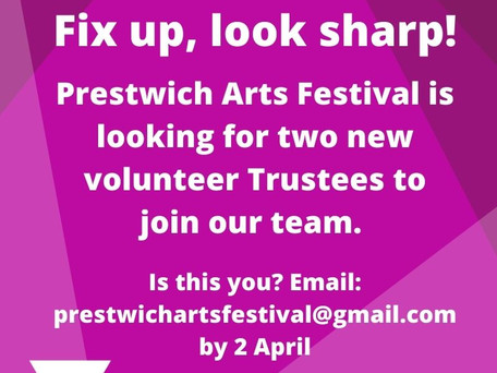 Could you be part of our team? Volunteer trustees wanted