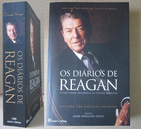 REAGAN (RONALD) - OS DIÁRIOS DE REAGAN