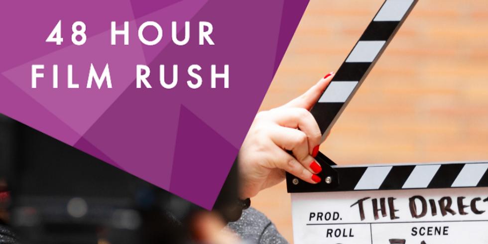 48 Hour Film Rush screening