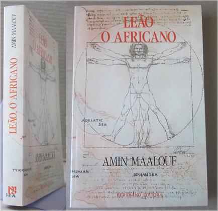MAALOUF (AMIN) - LEÃO, O AFRICANO