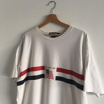 T-shirt Polo Sport l XL I