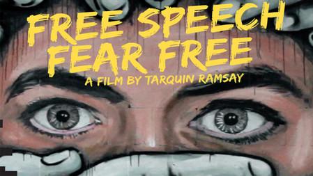 Free Speech Free Fear