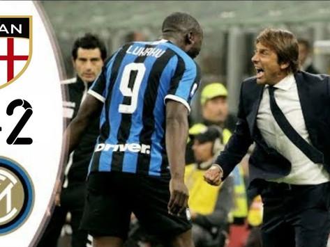 Inter Milan Tactical Analysis vs AC Milan - Sept 21, 2019