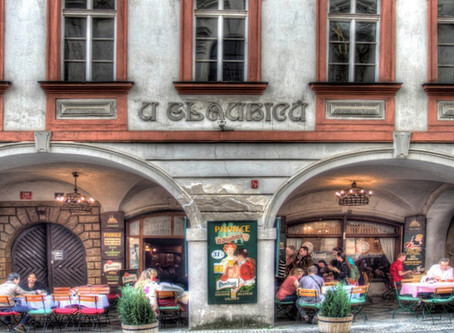 TOP 6 pubs in the center of Prague