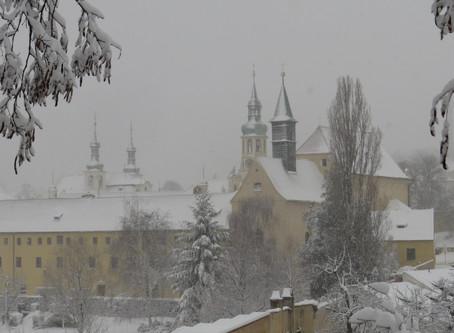You can also hear historical Prague