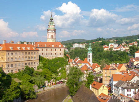 Český Krumlov – UNESCO world heritage