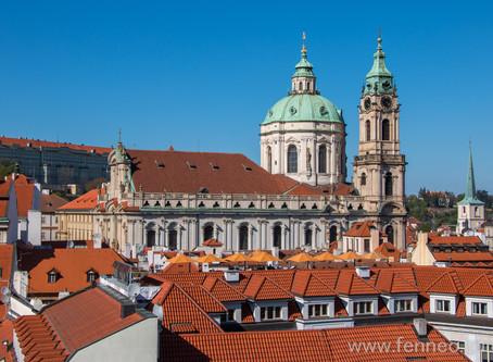 Prague - the city of a hundred spires