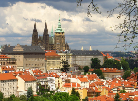 Photographic points in Prague (I)