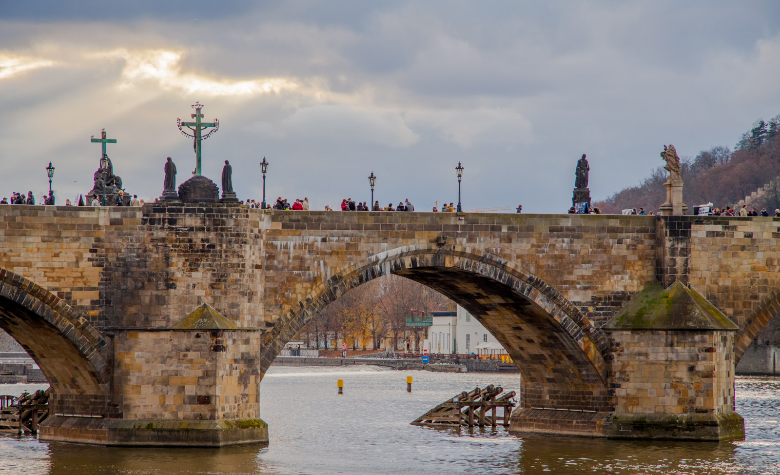 stones of charles bridge