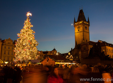 Advent and Christmas markets in Prague