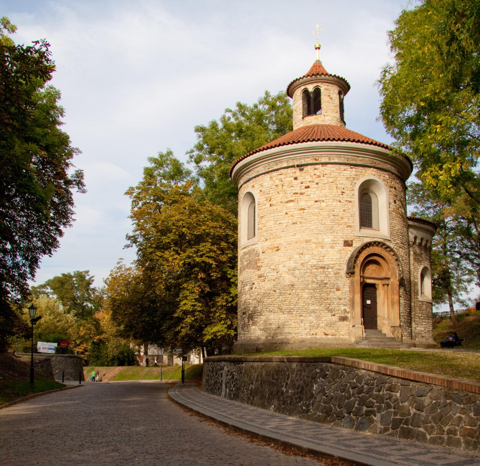 St. Martin's Rotunda