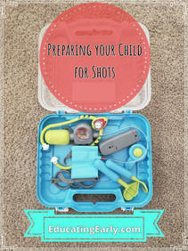 Preparing Your Child for Shots