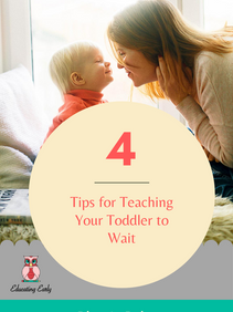 4 Tips for Teaching Wait