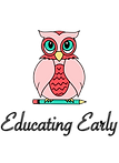 owl, smaller with longer text, transpare