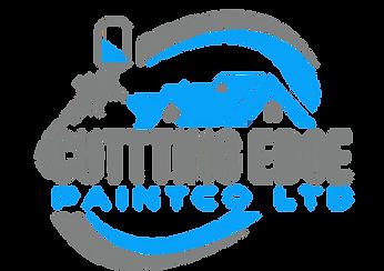 Cutting Edge PaintCo LTD Logo