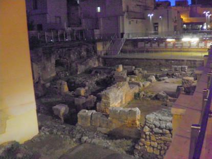Underground city in Marsala