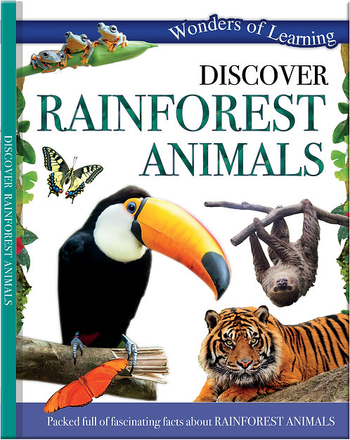 Discover Rainforest Animals