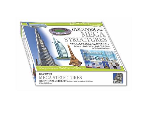 Wonders of Learning Model Set - Mega Structures