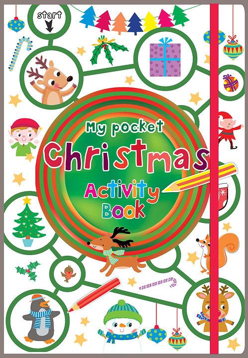 My Pocket Christmas Activity Book