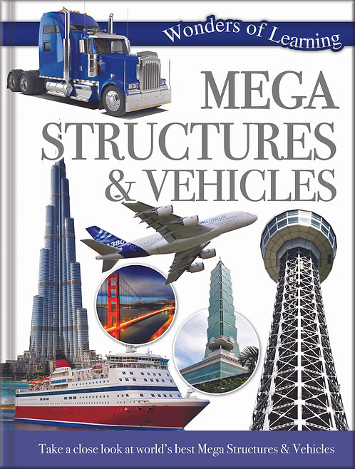 Mega Structures and Vehicles