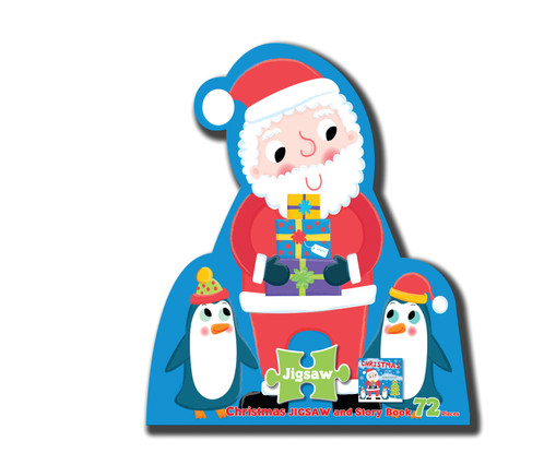 These Bodly Illustrated Jigsaw Puzzles Are Not Only Fun To Complete But The Cute Shaped Boxes Also Look Great On Playroom Shelf